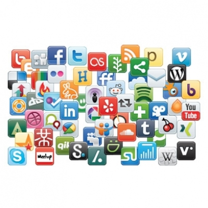 Soziale Medien social